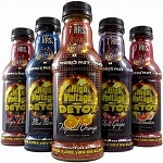 High Voltage detox drink assorted flavors