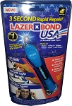 As Seen on TV Lazer Bond USA 3 Second Fix- UV Light Repair Tool
