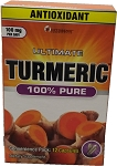 100% Pure Ultimate Turmeric Convenience To Go Pack 12-Capsules