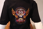Arizona 2016 20th Anniversary Bike Week Men's Black 2XL T-SHIRT