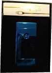 USB Rechargeable Dual Arc Plasma Lighter (Blue)