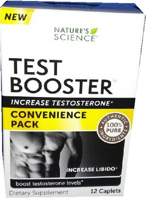 Authentic Nature's Science Test Booster