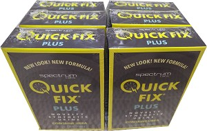 Quick Fix Plus Synthetic Urine 6 Count Pack